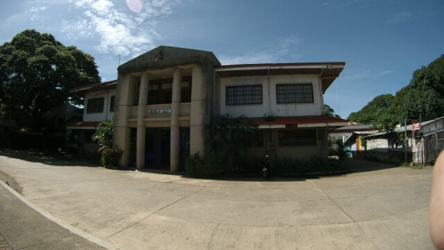 The Palawan Museum. This is a few steps away from Mendoza Park.