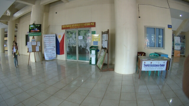 The booking office of Puerto Princesa Subterranean River National Park is located inside the City Coliseum. Although you can get a permit at their office in Sabang, it is recommended to secure your permit a day before your Underground River tour to avoid inconvenience especially during peak season.