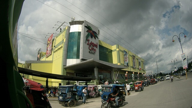 Island City Mall is adjacent to DAO Integrated Bus Terminal. You need to go here in order to get around Bohol.