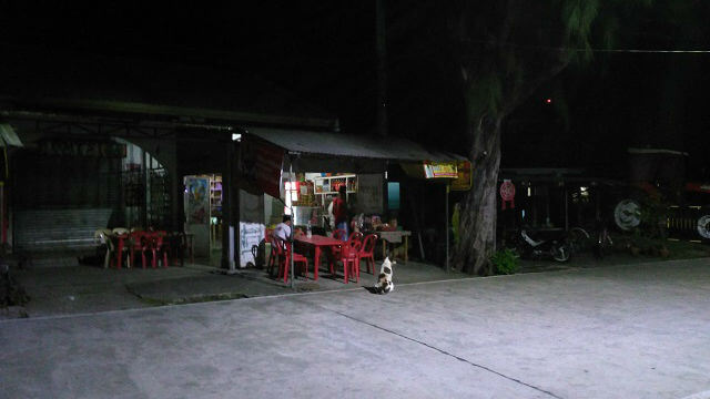 A typical sari-sari store (variety store) in the Philippines that you can find in the area where the public utility jeepney is parked. It is like a convenience store but their inventory only includes the most common goods that a typical household requires.