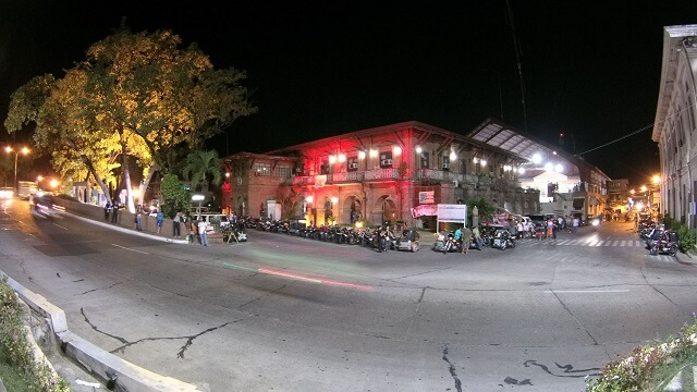 The Laoag City Hall located near the Aurora Park.