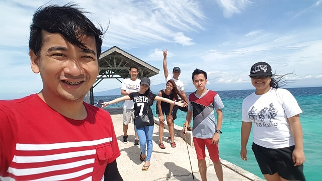 Long Beach in Talicud Island. Part of the inland tour package. I suggest that you take this inland tour package to fully enjoy your stay in Talicud Island. You may contact Kuya Gaga at +639079838338 for Talicud Island inland tour.
