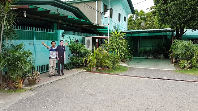 Photo Opportunity with President Duterte in his residence in Davao City.